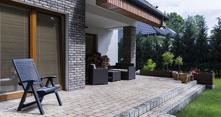 5 Beautiful Brick Patio Design Ideas